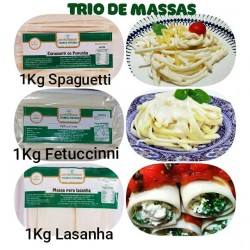 Trio de Massas